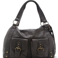 Kirra Crossbody Messenger Bag at PacSun.com