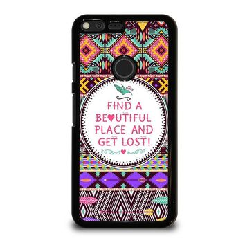 PIECE TRIBAL PATTERN 2 Google Pixel XL Case Cover