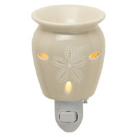 Sand Dollar Plug-In Scentsy Warmer