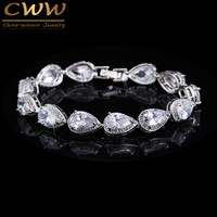 Bohemia Rhinestone Moon Bracelets For Women