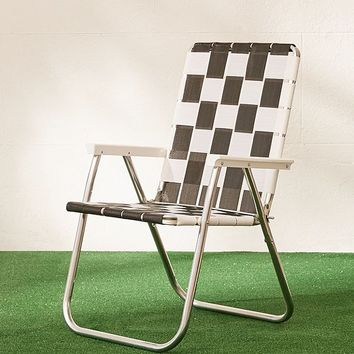Lawn Chair USA Checkerboard Picnic Chair | Urban Outfitters