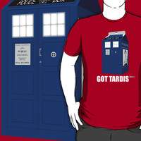 Got Tardis or Missing Matt Smith