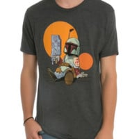 Star Wars Boba Fett Hansicle T-Shirt