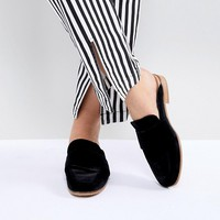 Free People Sonnet Faux Fur Clogs at asos.com