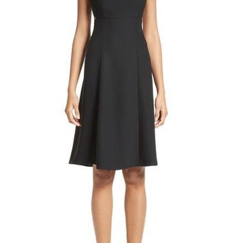T by Alexander Wang Fit & Flare Dress | Nordstrom