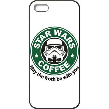 Starbucks Star Wars May The Froth Be With You Apple iPhone 6/6s (4.7 inch)