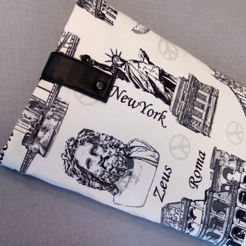 New York Laptop Cover, Custom Fit Laptop Case MacBook Pro, Microsoft Surface, Toshiba Fusion, Dell XPS, Mac Book Air