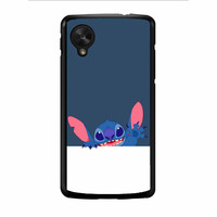 Hello Stitch Disneylilo & Stitch Nexus 5 Case
