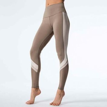 The Bare Goddess Collection Toned Legging