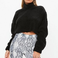 Missguided - Snake Slinky Biker Shorts