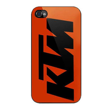 ktm orange iPhone 4 4s 5 5s 5c 6 6s plus cases