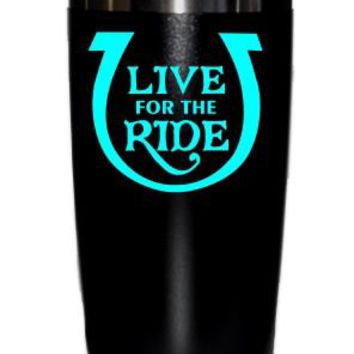20oz LIVE for the RIDE Tumbler