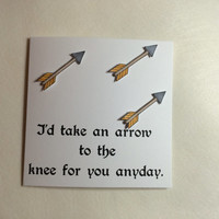 Valentines Day Card, Anniversary Card, Love Card, Funny Card