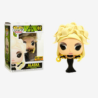 Funko Drag Queens Pop! Alaska Vinyl Figure Hot Topic Exclusive