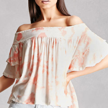 Boho Me Off-the-Shoulder Top