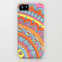 Sunny Day iPhone & iPod Case by PeriwinklePeacoat | Society6