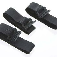 Team Associated 89506 E-Conversion Velcro Battery Strap Set (3)