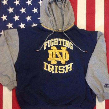 Notre Dame Fighting Irish Starter Hoodie
