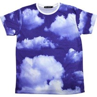 Fly Federation — Cloud tees