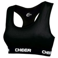 C-Prime Cheerleading Sports Bra - Perfect for Cheer Camp and Cheerleader Practice