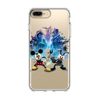 MICKEY MOUSE EPIC iPhone and Samsung Galaxy Clear Case