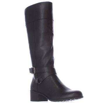 SC35 Vedaa Riding Boots, Black, 5.5 US
