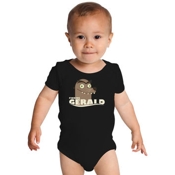 Finding Gerald Baby Onesuits