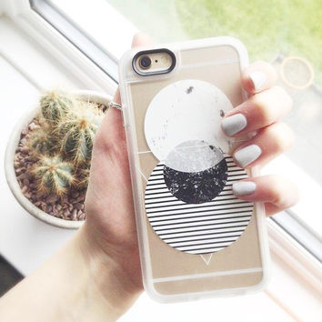 Simple iPhone 6s & 6s Plus Case (Minimalism 9 Pattern) by Casetify