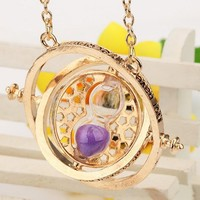 Harry Potter Hermione Time Turner Necklace