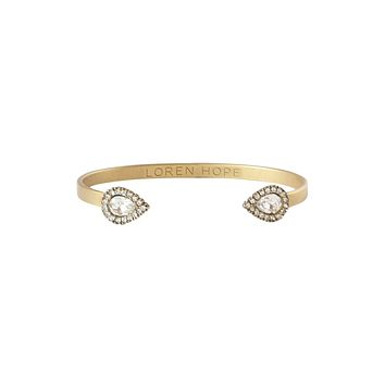 SARRA MINI CUFF IN GOLD