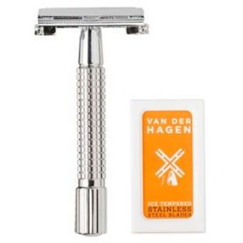 Van der Hagen Traditional Safety Razor