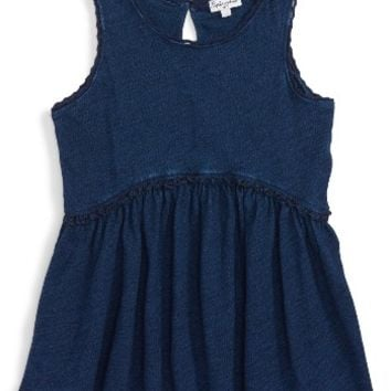 Splendid Indigo Swing Top (Toddler Girls & Little Girls) | Nordstrom