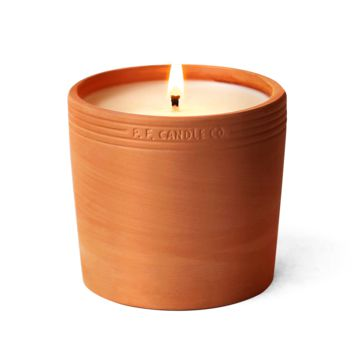 Olive Soy Wax Terra Candle