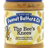 Peanut Butter & Co. Peanut Butter The Bee's Knees 16 oz.