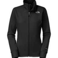 The North Face Women's Jackets & Vests FLEECE ATHLETIC WOMEN'S MOMENTUM PRO JACKET