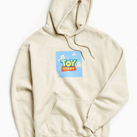 Toy Story Logo Hoodie Sweatshirt | Urban Outfitters