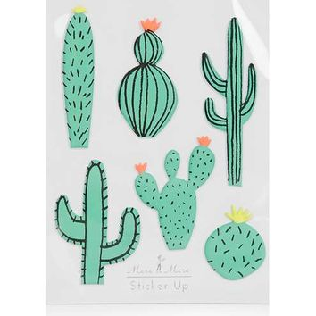 Cactus Stickers - Gifts & Novelty - Bags & Accessories