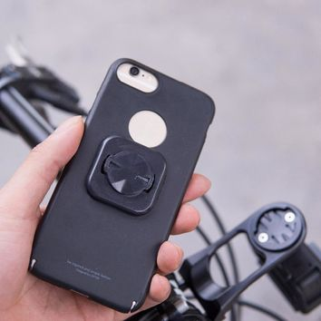 Universal Bicycle Phone Sticker Mount Cycling Computer Mount Phone Bike Adapter Holder Sticker