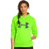 Under Armour Storm Armour Big Logo Applique Hoodie - Women's at Champs Sports