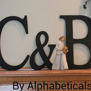Decorative Letters To Hang On Wall Fascinating Best Distressed Wooden Decor Products Wanelo Review