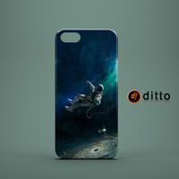 Astronaut Deep Space Custom Case for iPhone 6 6 Plus iPhone 5 5s 5c GalaxyS 3 4 & 5 6 and Note 3 4 5