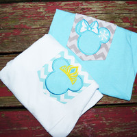 Disney Frozen Monogram Pocket tshirt toddler, youth and adult sizes. Also available in short or long sleeve