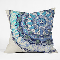 RosebudStudio Inspiration Outdoor Throw Pillow