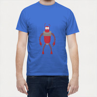 Alien Men T Shirts | Artist : Paresh Godhwani