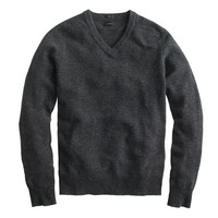 J.Crew Mens Slim Lambswool V-Neck Sweater