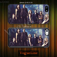 Vampire Diaries iPhone 5 case iPhone 5c case iPhone 5s case iPhone 4 case iPhone 4s case, iPhone case, Phone case Ian Somerhalder --VA165
