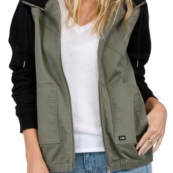 Volcom Frochickie Hooded Jacket | Nordstrom