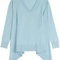 DKNY - Wool-Blend Trapeze Pullover