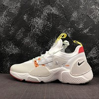 Heron Preston x Nike Air Huarache E.D.G.E. Sail Sport Running Shoes