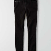 AEO Denim X4 Skinny Jean, Black